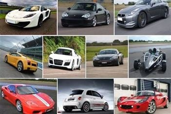 We have added Driving Experiences in Snetterton