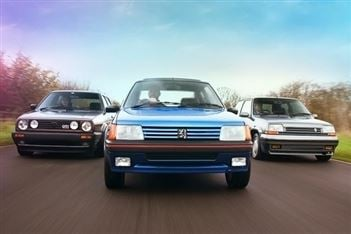 Back to the 80s - in praise of the Hot Hatches