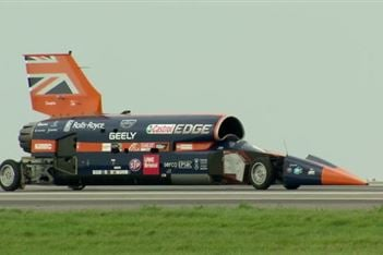 Bloodhound returns in pursuit of new world record