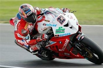 BSB Knockhill - Kyonari takes the fight to Byrne