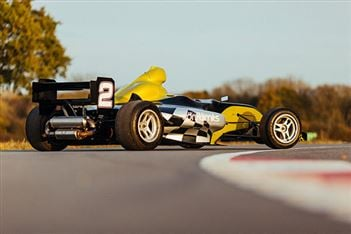 F1 for everyone… never too late to be a future champion