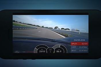 Ford Performance teases new smart phone app perfect for track days