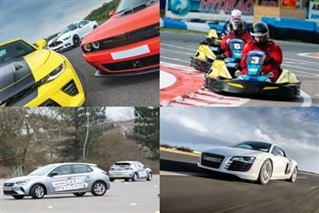 Four epic 'No License Needed' driving experiences