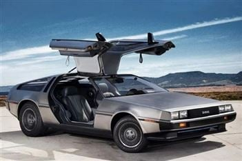 Inside the troubled history of the DeLorean