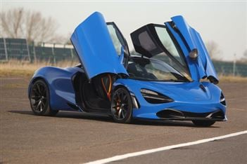 Let mum sparkle: treat her to a Diamond supercar driving experience