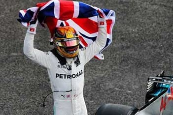 Lewis Hamilton: World Championship title glory yet to sink in