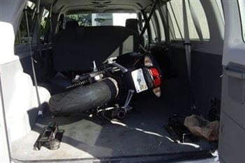Motorcycle Theft Continues To Rise