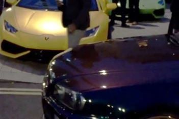 Show stopping supercars bring central London to a standstill