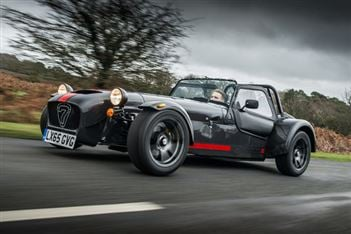 Three cars that hark back to the golden age of motorsport
