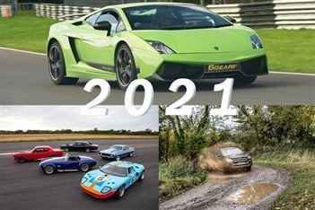 Three exciting driving experiences to look out for in 2021