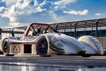 Trackdays introduce two new Radical Driving Experience packages