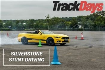 Stunt Driving Experience Giveaway