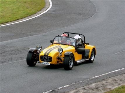 We have added 30 more Car Trackdays for next year