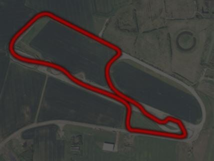 Eastern Circuit at Blyton Park