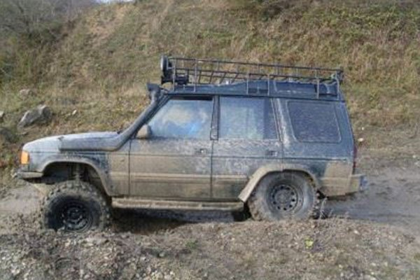 4x4 Off Roading - Mud Mud Glorious Mud!