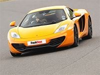 NEW McLaren MP4-12C Driving Experiences