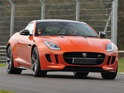 New Jaguar F-type R V8 Driving Experiences