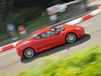 Castle Combe Supercar Experience dates released