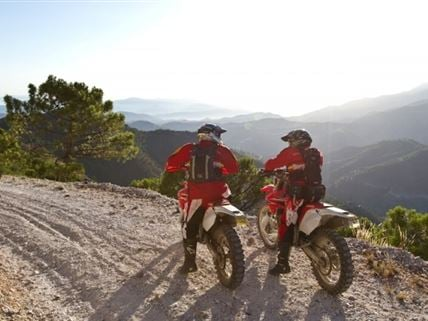 Off Road Motorcycle Tours In Spain