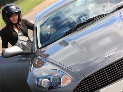 New Junior Aston Martin Driving Experience