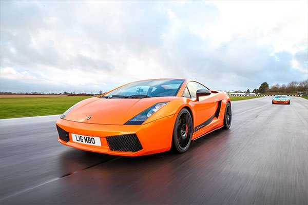 Child's play... these are the supercars that kids want to drive