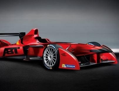 Formula E electric racing series 2014