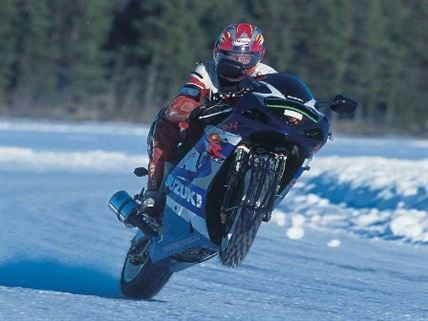Guide to preparing a track race motorbike for storage over winter