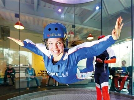 iFly Indoor Skydiving - Offers and News