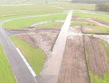 Pembrey Circuit reveals new track layouts for 2017
