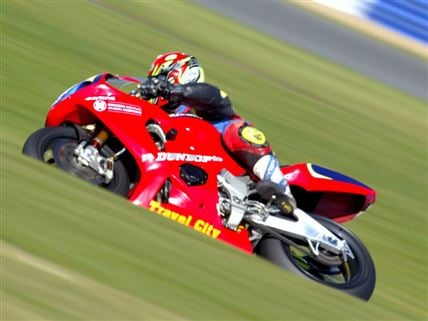 Defending champion Shane Byrne 'ready to rock' Donington