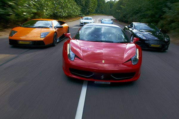 The best Supercars for less