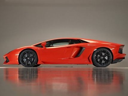 THE LAMBORGHINI AVENTADOR LP700-4