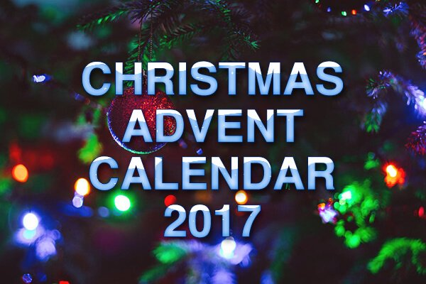 Trackdays Christmas Advent Calendar 2017