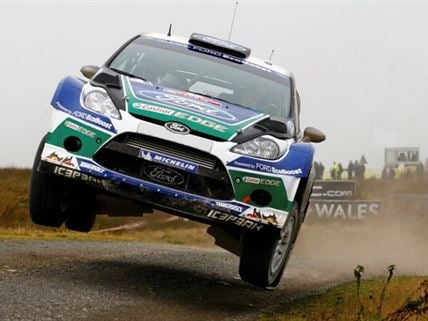 WRC Wales Rally GB November 2013 - Try it yourself!