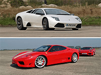 New Supercar Double Thrill Special Offer