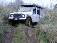 Quadruple increase in 4x4 driving experiences