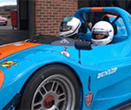 Radical SR3 and Caterham Hire Trackday Hire Car