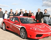 New Range of Corporate Driving Events