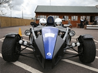 Ariel Atom most popular Driving Experience 2012