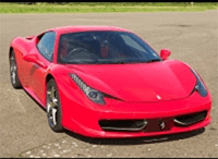 Ferrari 458 and Ariel Atom Experience at Prestwold