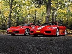 Ferrari 430 replaces the Ferrari 360 as standard