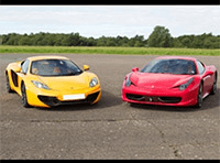 Flagship driving experience – Horsepower Heaven