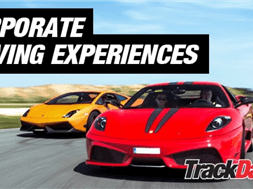 Corporate Supercar Experiences