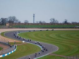 Donington Park 25th March