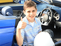 Discount Driving Experience for Kids and Teenagers
