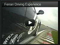 Video footage of Driving Experience in action