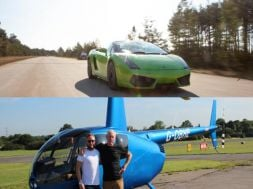 Enjoy the ultimate fly drive holiday without leaving the UK