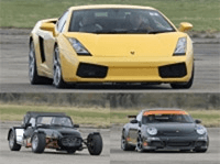 Exclusive Supercar Driving Experiences