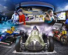 Introducing The Silverstone Interactive Museum