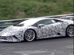 Watch Lamborghini smash Porsche Nürburgring production lap: Video